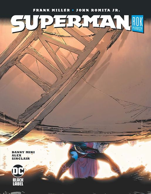 """""""Superman. Rok pierwszy"""" – recenzja komiksu o nowych początkach Clarka Kenta"""