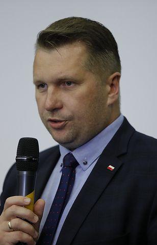 Przemysław Czarnek ministrem. Odpowiada na krytykę