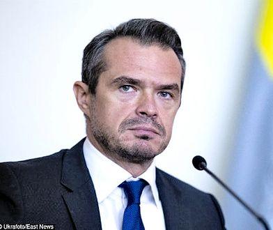 Sławomir Nowak może pożegnać się z intratną pracą na Ukrainie. Wszystko przez ostatnie wybory