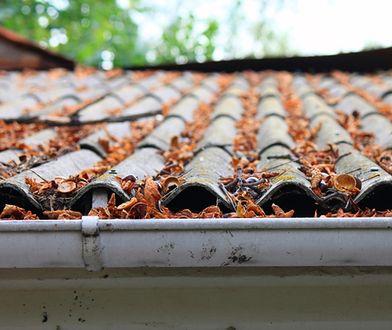 Dach przed zimą - czyszczenie i przegląd