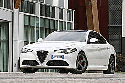 Alfa Romeo Giulia: na początek tylko wersja dieslowska