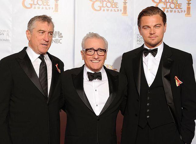 Martin Scorsese i jego dream team znów razem. DiCaprio i De Niro znów razem