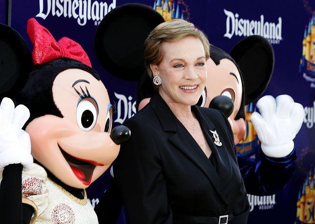 Czy fani Julie Andrews mają znów powody do niepokoju? 81-letnia gwiazda Disneya niespodziewanie rezygnuje z roli