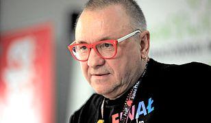 Jurek Owsiak, jeden z najpopularniejszych polskich działaczy charytatywnych i społecznych, założyciel WOŚP