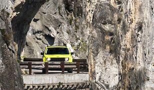 Jeep Renegade Upland / fot. jeep