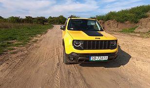 Test Jeepa Renegade'a Trailhawk: blisko do Wranglera