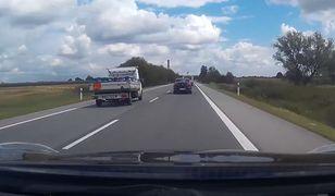 #dziejesiewmoto: ryzykowne wyprzedzanie, dwa ople walczą o pas ruchu, a BMW zapowiada nową superhybrydę