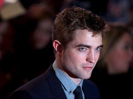 Robert Pattinson podrywa na sławę