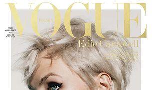 """Grudniowa okładka magazynu """"Vogue"""""""