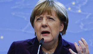 Niemiecka kanclerz nie słynie ani z ostrego języka, ani z antypatii do Polski