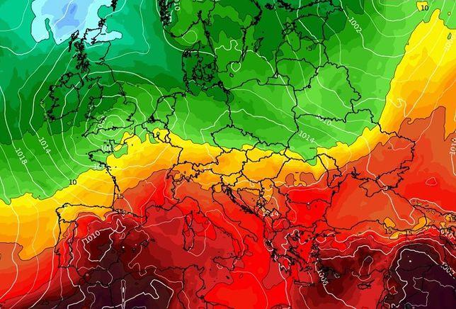Pogoda na przełomie sierpnia i września zaskoczy niskimi temperaturami