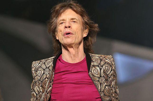 Mick Jagger umawia się z 22-latką