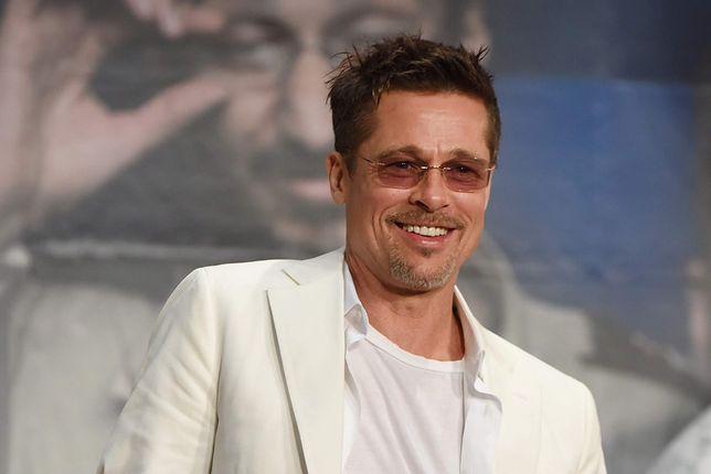 Brad Pitt ma problemy rodzinne