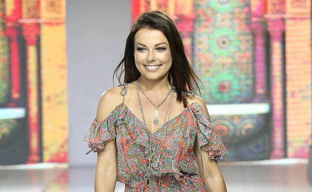 Katarzyna Glinka jest w ciąży. 42-letnia aktorka długo trzymała wiadomość w tajemnicy