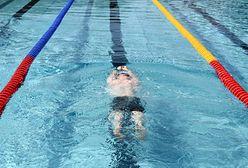 Wołomin. Tragedia na basenie. 25-latek nie żyje