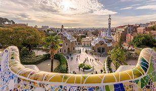 Park Guell - wizytówka Barcelony