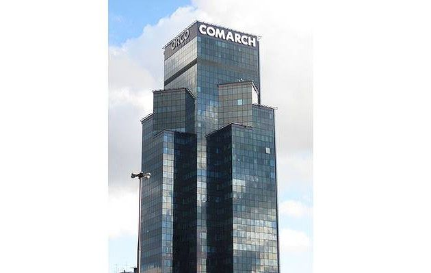 Miejsce 10. ORCO Tower, Warszawa