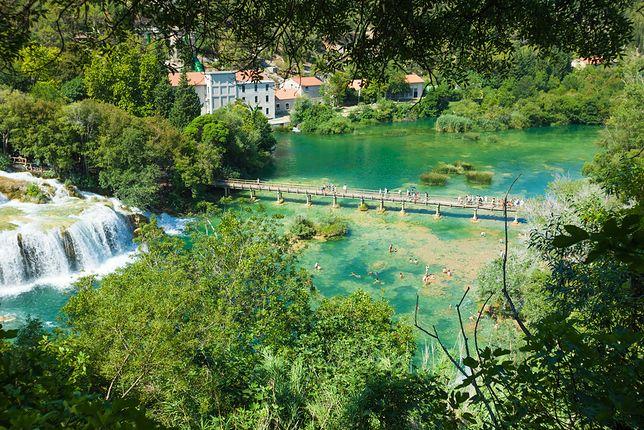 Wczasy w Chorwacji - wycieczka do Parku Narodowego Krka