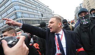Ktoś groził szefowi Marszu Niepodległości? Prokuratura zajęła się sprawą
