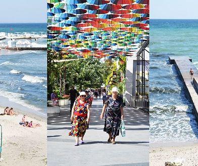 Odessa na Ukrainie oferuje mnóstwo atrakcji. I jest naprawdę tanio