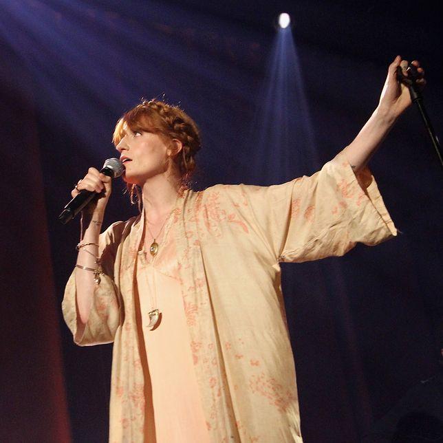 """""""Kiedy miałam 17 lat, zaczęłam się głodzić"""". Florence Welch wyznaje prawdę"""