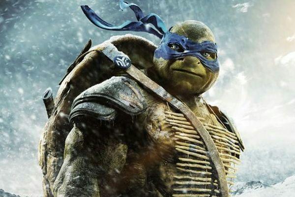 Wojownicze Żółwie Ninja w Twoim mieście