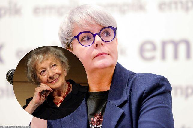 Wisława Szymborska była onieśmielona nagrodą