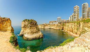 Kierunek: Liban. Zakochaj się bez pamięci