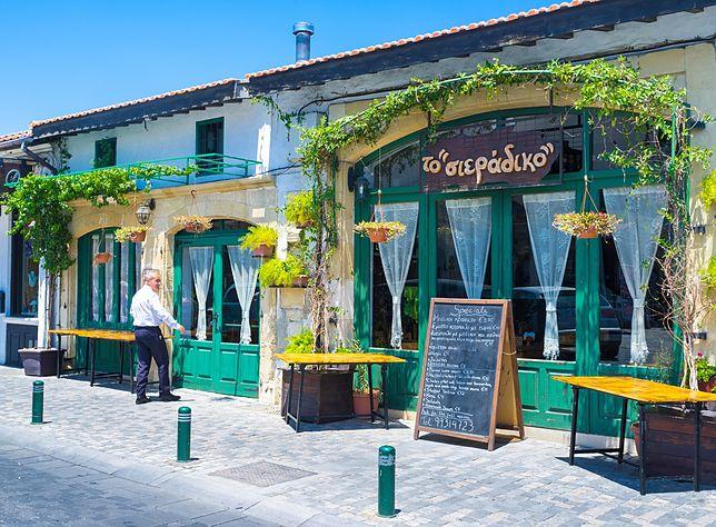 Majówka na Cyprze - Larnaka