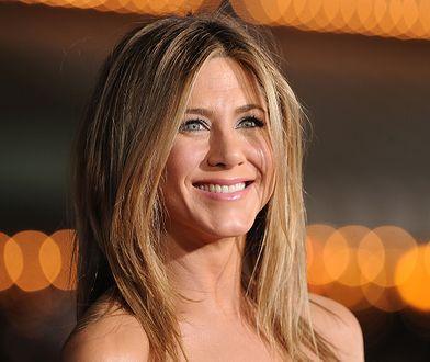 Jennifer Aniston ma do siebie dystans