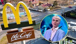 Zestaw Maty w McDonald's