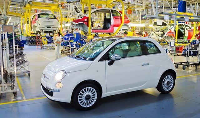 Fiat Auto Poland trzecim największym eksporterem