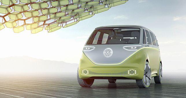 I.D. - Buzz - mikrobus przyszłości od Volkswagena