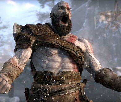 """Okrzyk radości bohatera """"God of War"""" po zdobyciu prestiżowej nagrody The Game Awards 2018"""