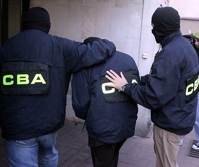 Akcja CBA: 12 pracowników banku zatrzymanych