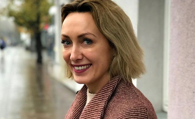 Anna Kalczyńska na majówce w Toskanii