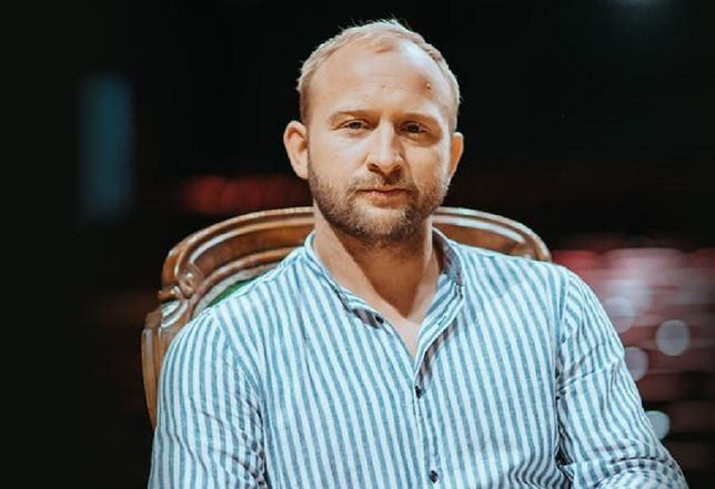 Piotr Woźniak-Starak i Borys Szyc