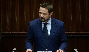 Rafał Trzaskowski jest liczącym się kandydatem na prezydenta Warszawy