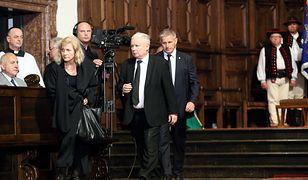 Jarosław Kaczyński, jak co miesiąc, zabierze głos w trakcie miesięcznicy smoleńskiej