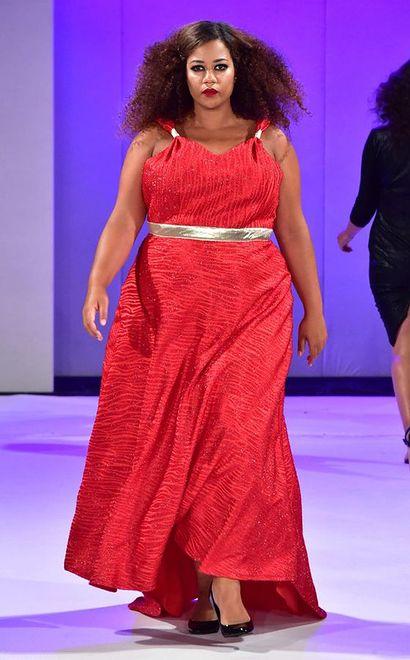 UK Plus Size Fashion Week