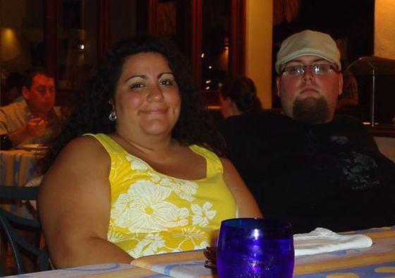 Jessica i Robert zrzucili nadwagę dla swoich dzieci