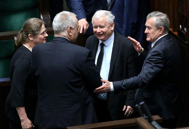 Koniec sporu na linii Gliński-Pawłowicz