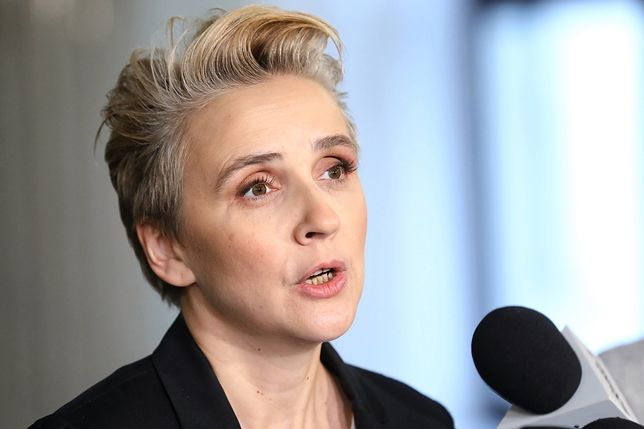 Joanna Scheuring-Wielgus walczy o prawa ofiar księży pedofilów