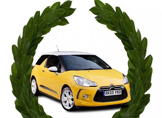 Auto Roku 2010 według Top Gear