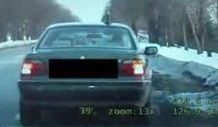 Ponad 200 km/h bez prawa jazdy