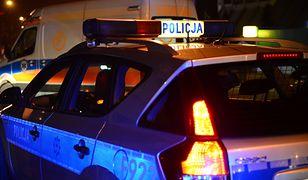 Zgłoszenie o wypadku policjanci otrzymali przed godziną 6
