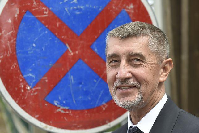 Andrzej Babisz, polityk-miliarder, który słynął z krytyki polskiej żywności, ma fabrykę wafli w Poznaniu.