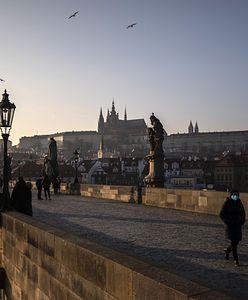 Czechy. Zniszczono Most Karola