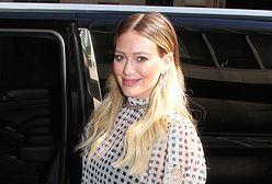 Hilary Duff urodziła w domu. Dopiero po 5 miesiącach pokazała nagranie