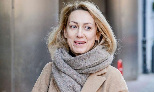 Anna Kalczyńska postawiła na klasyczne wnętrza.